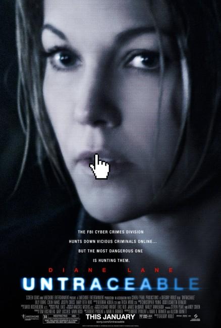 Untraceable (2008) poster