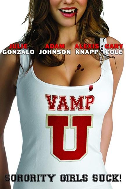 Vamp U (2013) poster