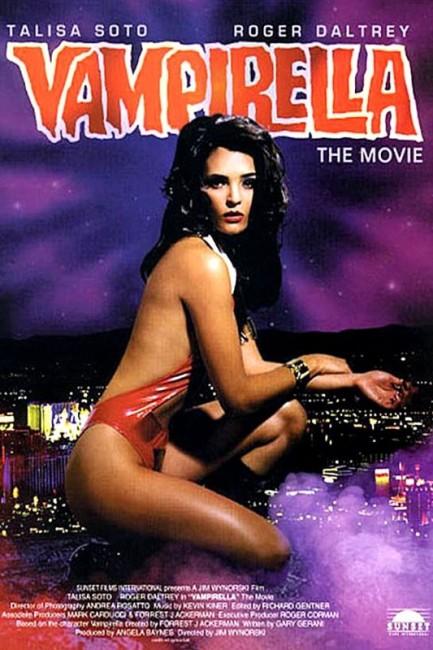 Vampirella (1996) poster