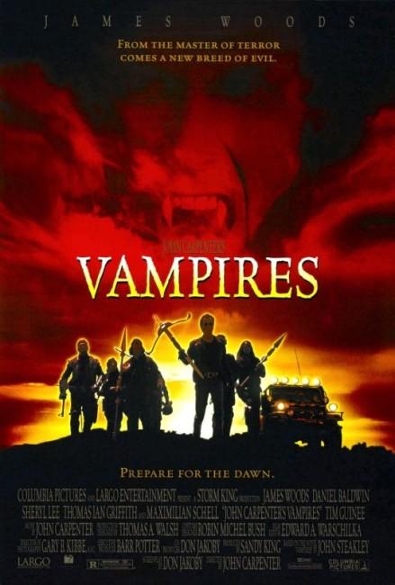 Vampires (1998) poster