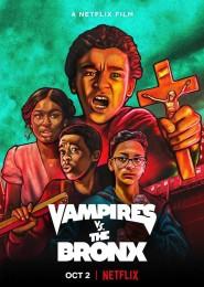 Vampires vs. The Bronx (2020) poster