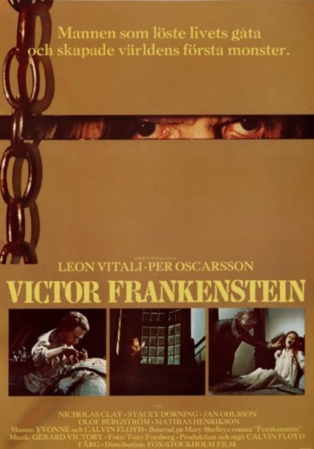Victor Frankenstein (1977) poster