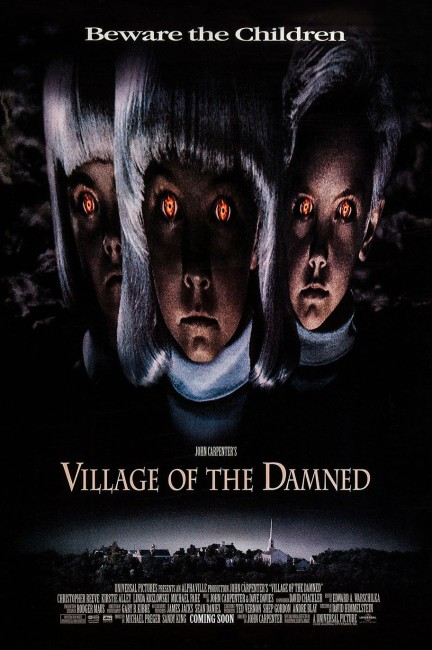 Village of the Damned (1995) poster