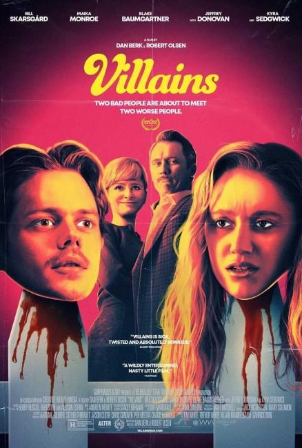 Villains (2019) poster
