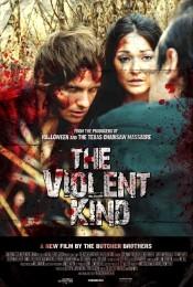 The Violent Kind (2010) poster