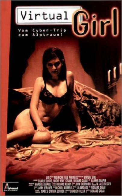 Virtual Girl (1998) poster