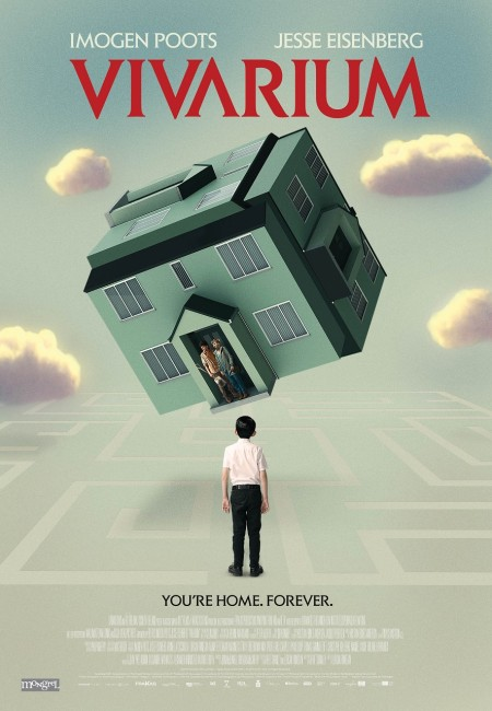 Vivarium (2019) poster
