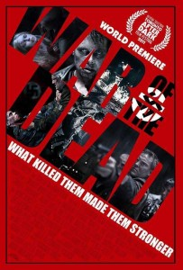 War of the Dead (2011) poster