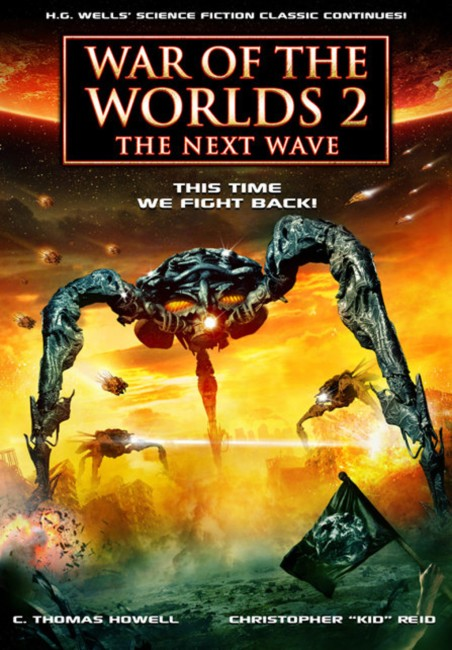 War of the Worlds 2: The Next Wave (2008) poster