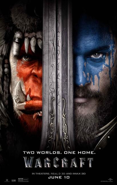 Warcraft (2016) poster