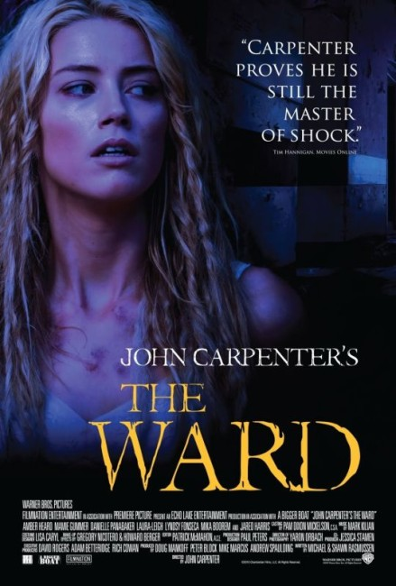 The Ward (2010) poster