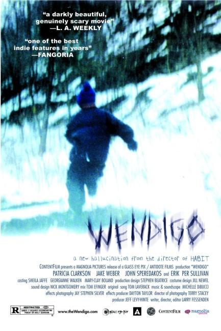 Wendigo (2001) poster