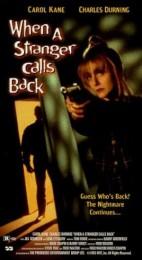 When a Stranger Calls Back (1993) poster