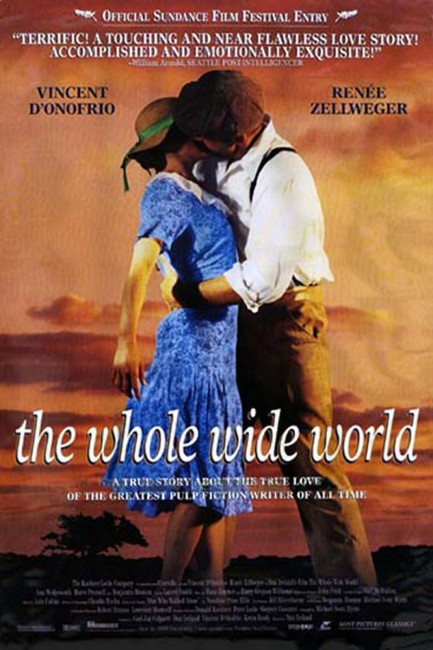 The Whole Wide World (1996) poster
