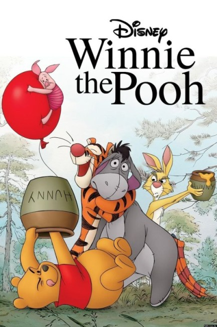 Winnie the Pooh (2011) poster