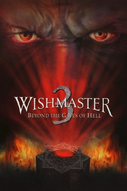 Wishmaster 3: Beyond the Gates of Hell (2001) poster
