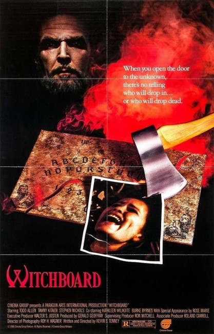 Witchboard (1986) poster