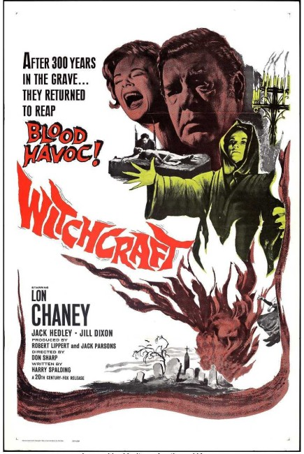Witchcraft (1964) poster