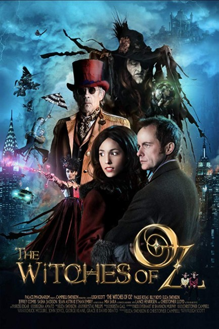 The Witches of Oz (2011) poster