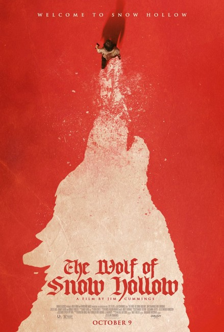 The Wolf of Snow Hollow (2020) poster
