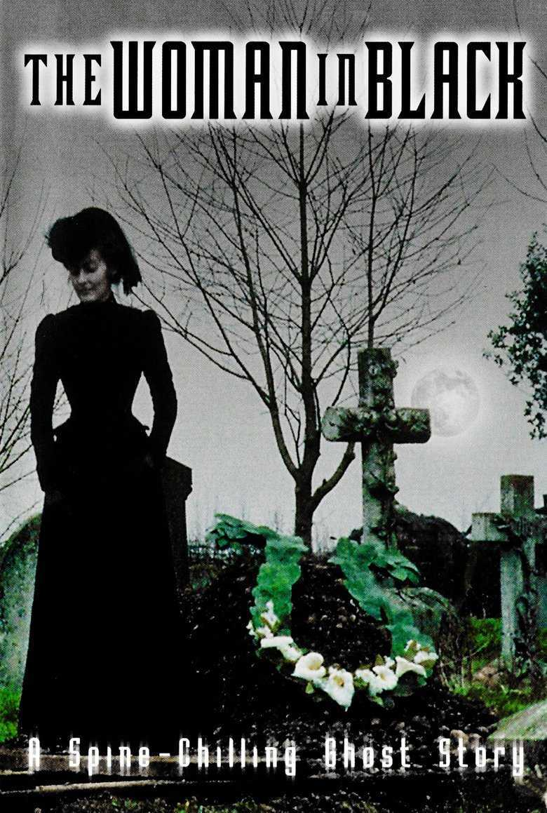 The Woman in Black (1989) poster