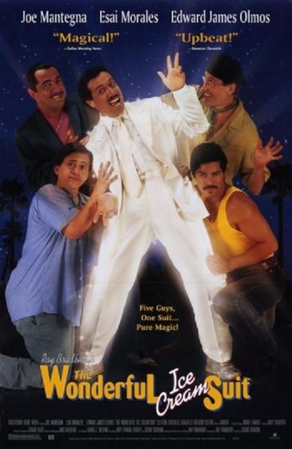 The Wonderful Ice Cream Suit (1998) poster
