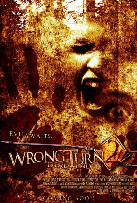 Wrong Turn 2: Dead End (2007) poster