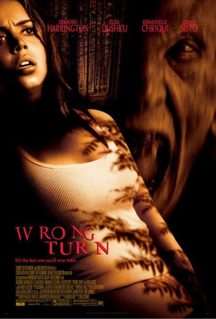 Wrong Turn (2003) poster