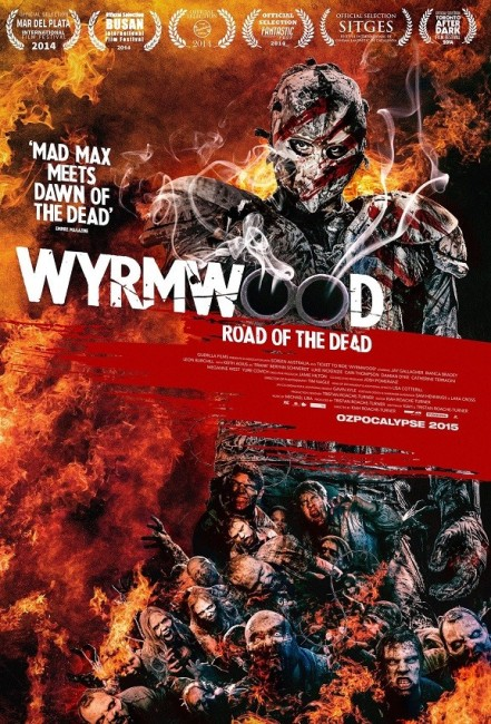 Wyrmwood: Road of the Dead (2014) poster