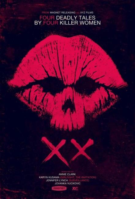 XX (2017) poster
