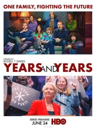 Years and Years (2019) poster