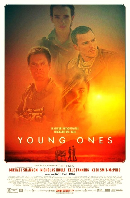 Young Ones (2014) poster