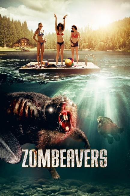 Zombeavers (2014) poster