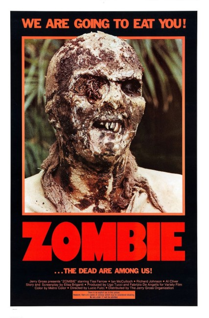 Zombie - Flesh Eaters (1979) poster