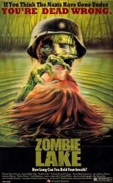 Zombies Lake (1981) poster