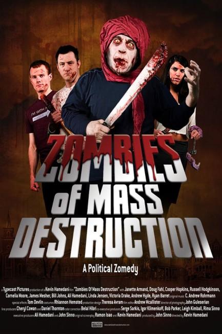 Zombies of Mass Destruction (2009) poster