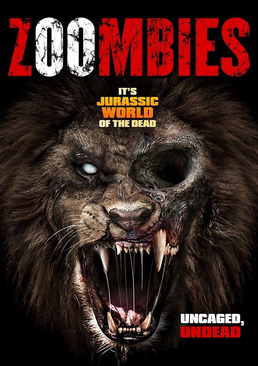 Zoombies (2016) poster